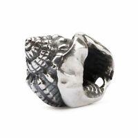 TROLLBEADS Bead in Argento Conchiglia Voce dell'Oceano TAGBE-30151