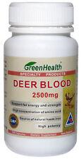 New Zealand Super Deer Blood 1000mg