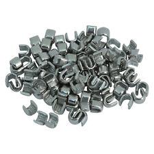 Zipper Top & Bottom STOPPER SET. Repair Set Silver & Gold  #3 #5.(FULL SET) USA