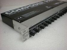 Behringer MDX 2200 Kompressor-Funktionen mit Schalter Splitter-gebraucht-Stückpreis