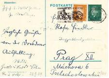 Briefmarken mit Post- & Kommunikations-Motiven als Ganzsachen