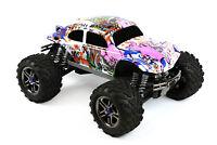 Custom Buggy Body Graffiti Pig for Traxxas T / E Maxx Shell Cover 3911R E-Maxx