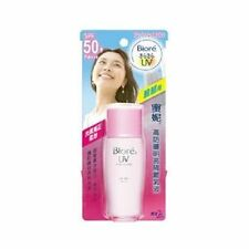 BIORE UV BRIGHT FACE MILK LOTION SUNSCREEN SPF 50 PA+++ 30ML NEW ARRIVAL