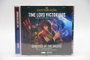 Doctor Who Time Lord Victorious Genetics of the Daleks 4, Morris, Jonathan, CD