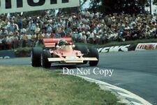 Jochen Rindt Lotus 72C Winner British Grand Prix 1970 Photograph 1