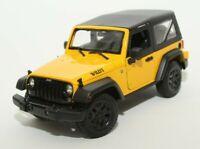 Jeep Wrangler Maisto Special Edition scale 1:18 model