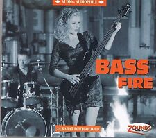 Bass Fire Various 24 Karat Zounds Gold CD Audio's Audiophile Vol. 7