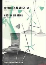 Libro specializzato Nabucodonosor luci della 50er anni Richard Neutra Walter Gropius UVA