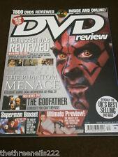 DVD REVIEW #30 - STAR WARS I THE PHANTOM MENACE