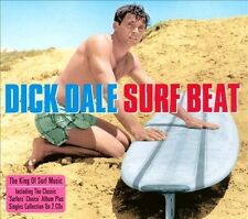 DICK DALE 2 CD SET SURF BEAT  IMPORT MADE IN E.U.