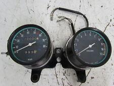 KAWASAKI 80 81 KZ250 KZ 250 LTD GAUGES CLUSTER SPEEDO TACH OEM 10,000 MILES
