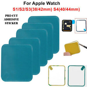 3M ADHESIVE TAPE GLUE STICKER FOR APPLE WATCH LCD TOUCH SCREEN DIGITIZER AU