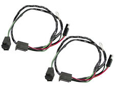 New 1965-68 Fairlane Wiring Headlamp Extension Lead LH RH Galaxie 67 Comet Ford