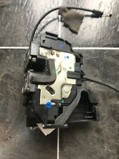 2011 Renault Clio Left Front Door Catch Latch Mechanism  NSF