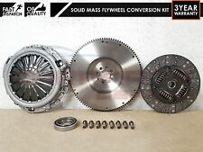 FOR NISSAN PATHFINDER R51 2.5dCi 4WD 05-10 CLUTCH SOLID FLYWHEEL CONVERSION KIT