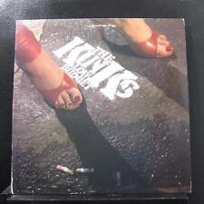 The Kinks - Low Budget LP VG AB 4240 Arista 1979 USA Vinyl Record