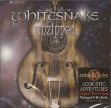 Whitesnake - Unzipped... The Love Songs ( CD 2018 ) NEW / SEALED