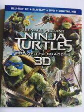 Teenage Mutant Ninja Turtles: Out of the Shadows 3D (Blu-ray 3D/2D/DVD/Digital)