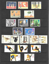 Art, Artists Used Great Britain Commemorative Stamps (1990s)