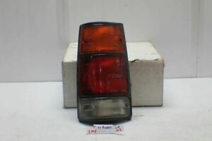 1991-1997 Isuzu Rodeo Left Driver Black Bezel OEM Tail Light 02 2M8