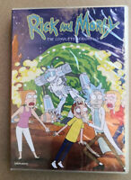 Rick and Morty complete series Season 1-4 (DVD, 8-Disc) Brand New US seller DVD