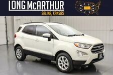 2020 Ford EcoSport Se 4Wd Power Moonroof Msrp $26045