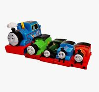 Thomas Tank Engine Trains X5 Toy Bundle Friends Rolling Melodies Baby/preschool