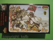 1:72 Strelets M046 Rußland - Türkei Krieg russische Armee in Winter Uniform  ACW