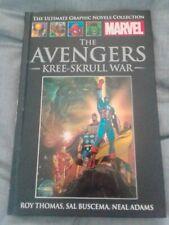 Ultimate marvel graphic novel collection #Classic XX Avengers: Kree-Skrull War