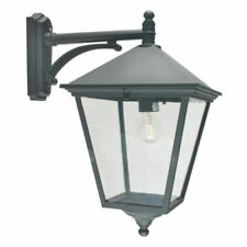 Corded Mains Lantern 100W Garden Lighting Equipment