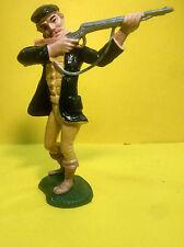 Cacciatore con fucile Pastore Euromarchi cm 10 Napoli San Gregorio Presepe