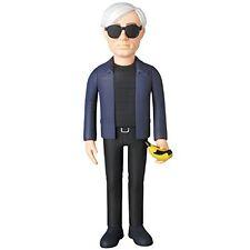 VCD Andy Warhol navy Ver. Figure Medicom Toy Vinyl Collectible Dolls No.233