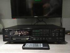 Tip Top Denon 6-fach CD Wechsler DCM-555, Fernbedienung für Hifi / Stereo Anlage