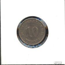 Duitse Rijk Jägernr: 13 1893 Years zeer reeds Koper-Nickel zeer fraai 1893 10 Pf