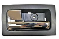 2015-2018  FORD F150 INSIDE DOOR HANDLE BLACK /& CHROME SET 4 # FL3Z1522600BA