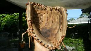 Used Nokona Baseball Glove AMG-600-CW American Legend Series good Condition