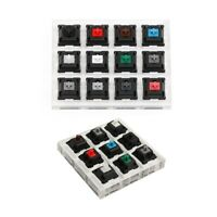 Acrylic Keyboard Tester Plastic Keycap Sampler for Cherry MX Switches D4Q4 ap