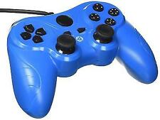 Genuine Gioteck Vx3 Wired PlayStation 3 Ps3 Controller - Blue