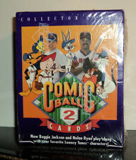 Upper Deck Comic Ball Cards Series 2 Factory Sealed Box of 36 Packs