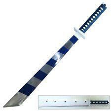 Panty Stocking with Garterbelt Anime Stripes Sword Replica Carbon Steel Dark