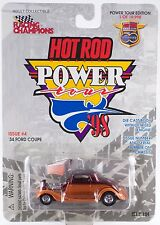 Racing Champions Hot Rod Magazine Power Tour '98 '34 Ford Coupe MOC 1998
