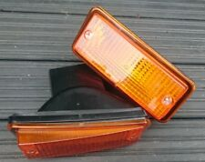 Fiat 126 Pair of Front Amber Indicator Indicators Lamp