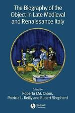 Renaissance Studies Special Issues: The Biography of the Object in Late...