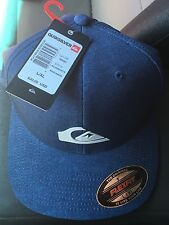 QUIKSILVER Platypus Stretch Fit hat cap beanie surf quicksilver trucker skate