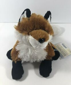 Webkinz Red Fox Pre-Owned With Tag - Free Shipping.