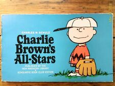 Charlie Brown's All-Stars by Charles M. Schulz 1966 A Signet Book