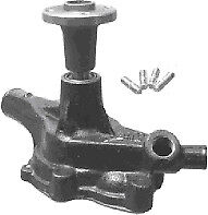 Protex Water Pump PWP3108 fits Daihatsu Rocky Hard Top 2.8 D