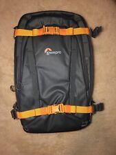 LowerPro Whistler Backpack Grey BP 350 AW for Cameras & Equipment w/ Rain Cover