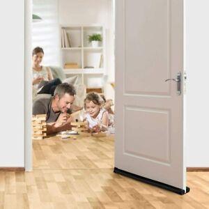 Door Draft Stopper Soundproof Noise Reduction Energy Saving Under Door Draft Sto