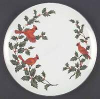 Lefton Cardinal Dinner Plate 6465039